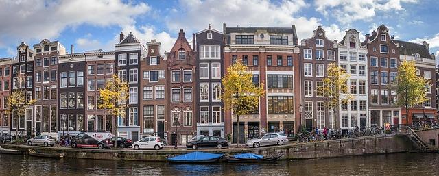 לטוס לאמסטרדם עם ילדים